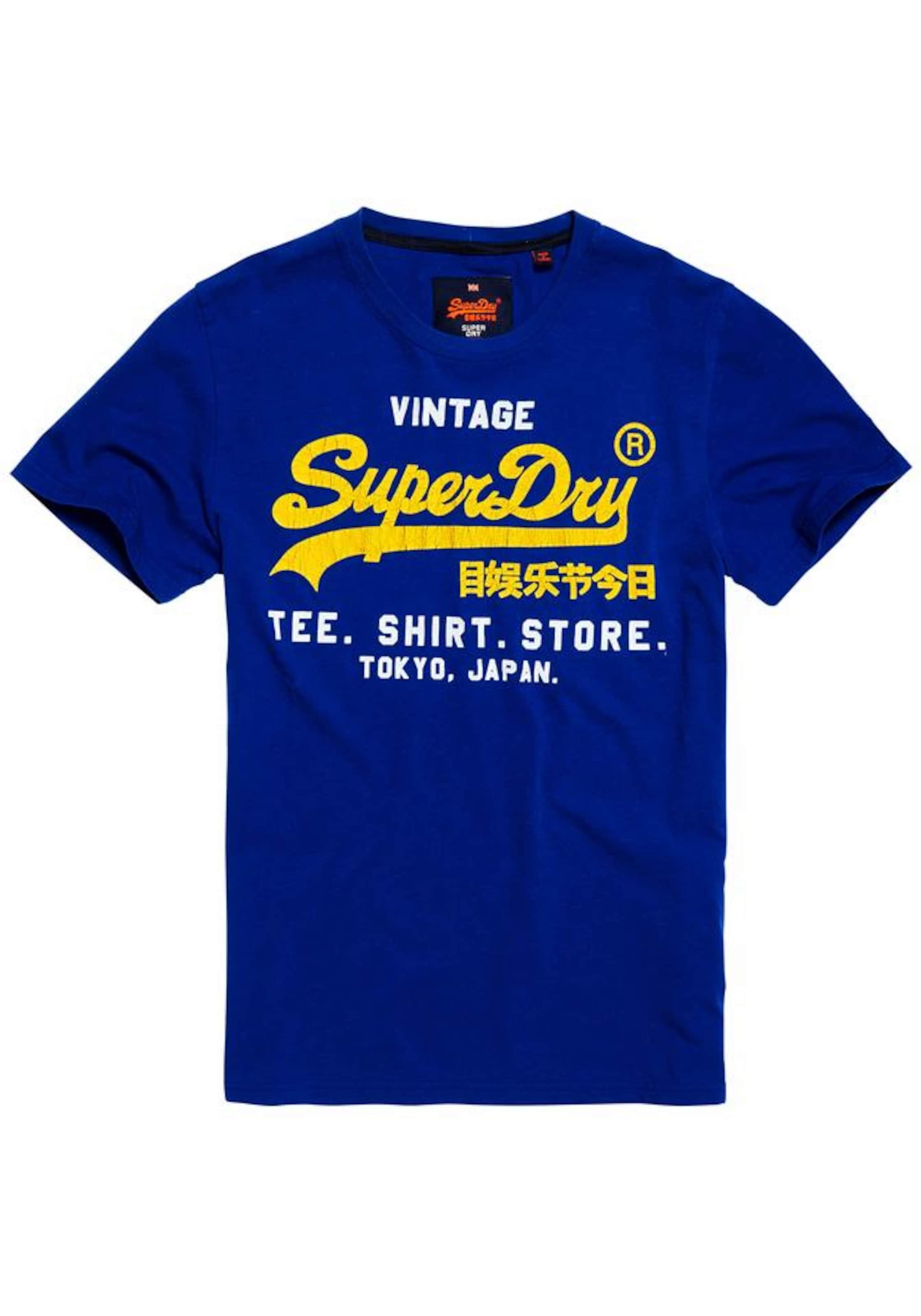 Günstige Spielraum Steckdose Zuverlässig Superdry Rundhalsshirt 'SHIRT SHOP DUO LITE TEE' Rabatt-Codes Wirklich Billig Sammlungen Online-Verkauf Verkauf Online-Shop 6meRL
