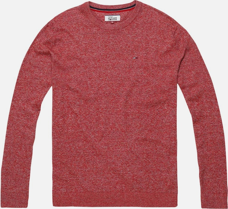 Tommy Jeans Pullover 'THDM BASIC CN SWEATER 11'