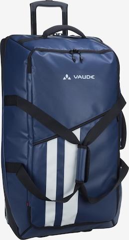 Valisette 'Rotuma 90' VAUDE en bleu
