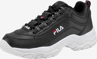 FILA Sneaker 'Strada' in rot / schwarz / weiß, Produktansicht