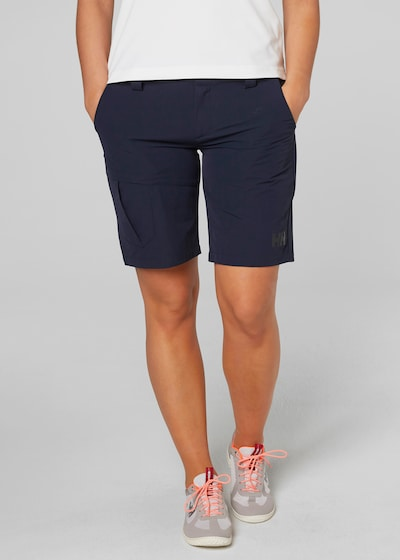 HELLY HANSEN Shorts 'Qd Cargo' in navy: Frontalansicht