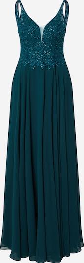 smaragd / sötétzöld mascara Estélyi ruhák 'MC181487', Termék nézet