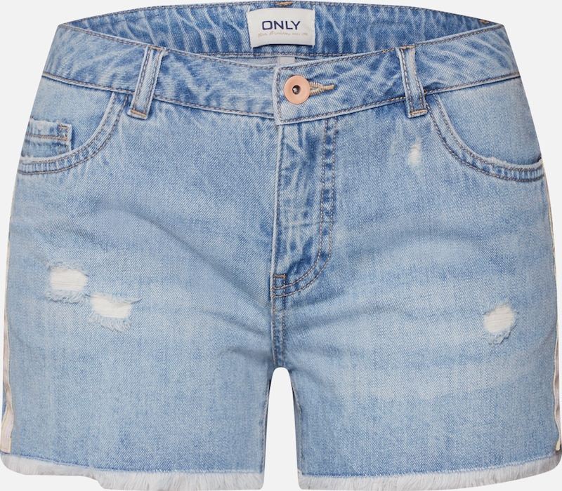 ONLY Jeans 'CARMEN' in blue denim, Produktansicht