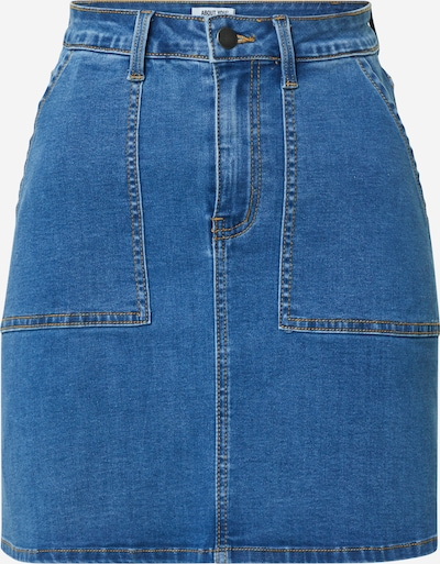 ABOUT YOU Rok 'Taria' in de kleur Blauw denim, Productweergave