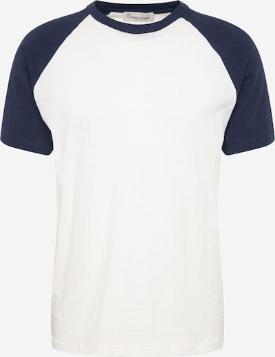 By Garment Makers Shirt 'Sven' in navy / weiß, Produktansicht