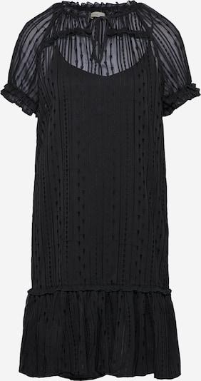 Levete Room Kleid in schwarz, Produktansicht