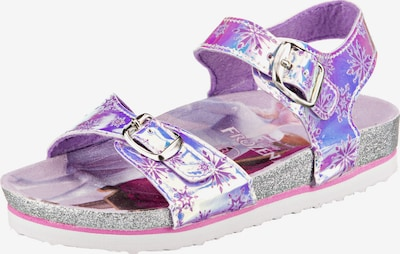 DISNEY Sandalen in lila, Produktansicht