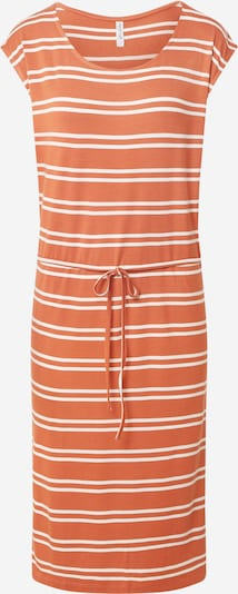 Rochie 'BSCELESTE L DR' Blend She pe portocaliu / alb, Vizualizare produs