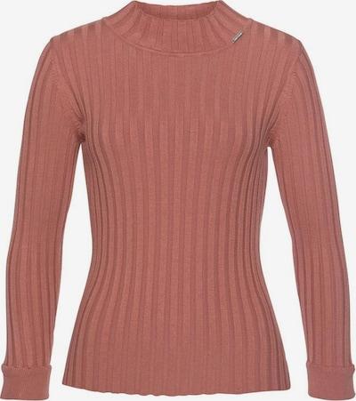 BRUNO BANANI Pullover in pastellrot, Produktansicht