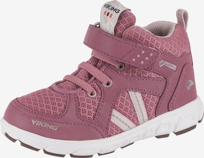 VIKING Sneakers High 'ALVDAL MID' in pink, Produktansicht
