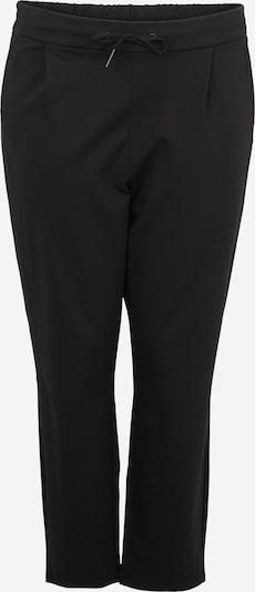 Vero Moda Curve Hlače z naborki | črna barva, Prikaz izdelka