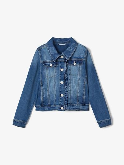 NAME IT Prehodna jakna | modra barva, Prikaz izdelka