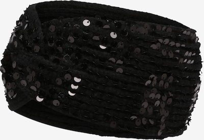 PIECES Bandeau 'INDIE' en noir, Vue avec produit