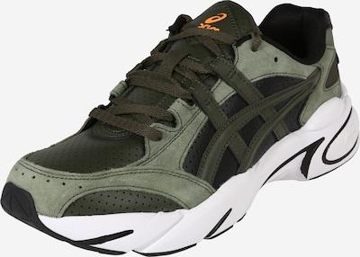 ASICS SportStyle Sneaker 'GEL-BND' in oliv / schwarz / weiß, Produktansicht