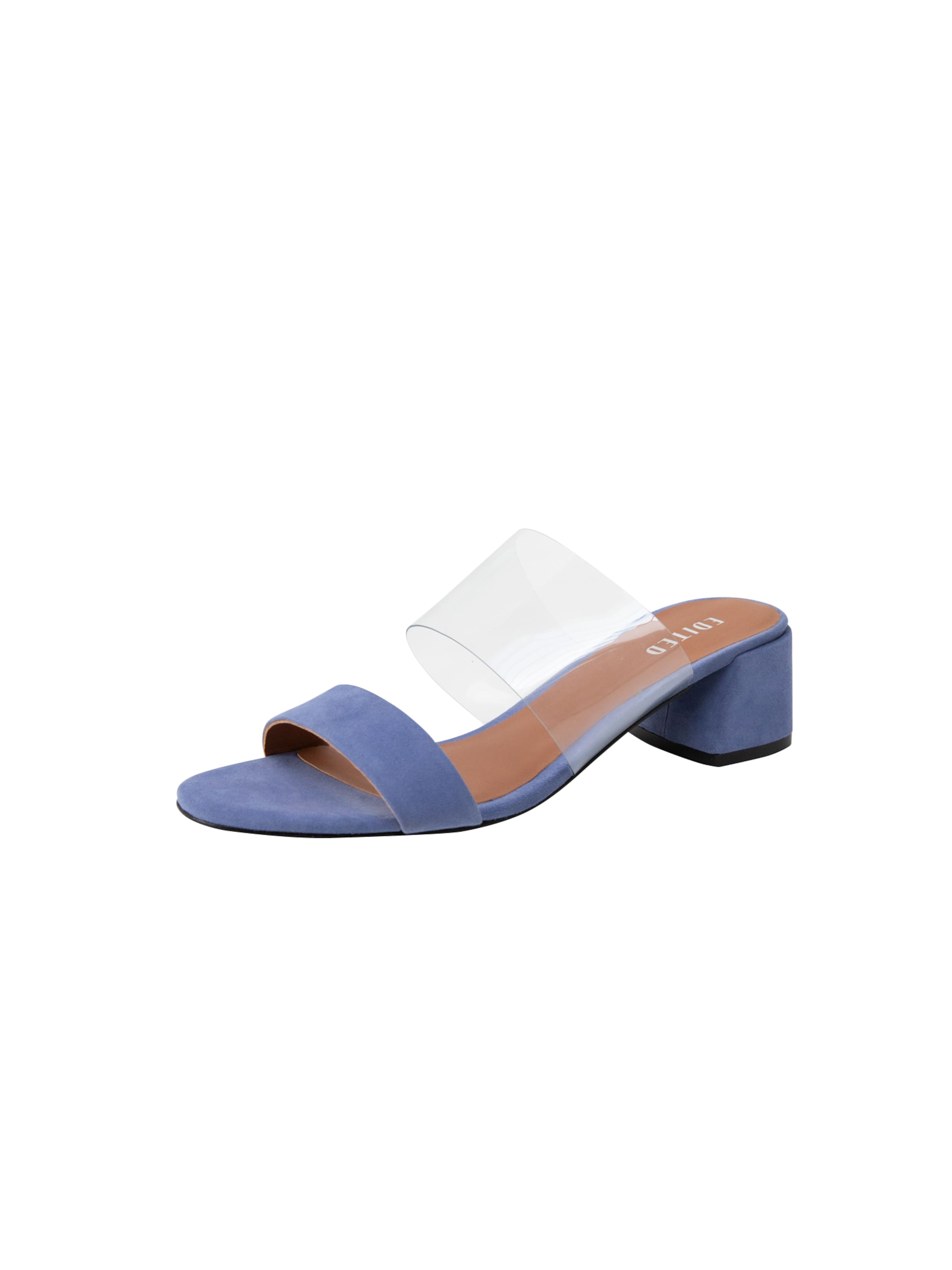 EDITED Sandal 'Kaori' i blå / ljusblå