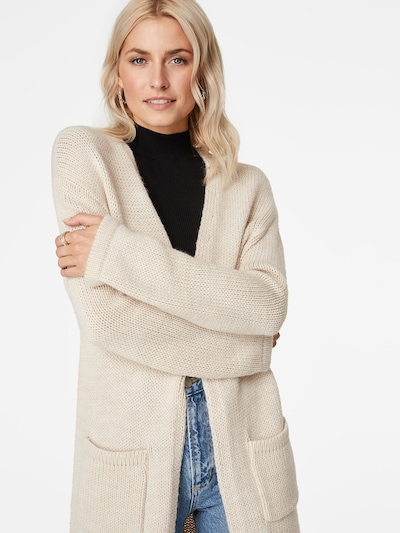 LeGer by Lena Gercke Strickjacke 'Thea' in beige, Modelansicht