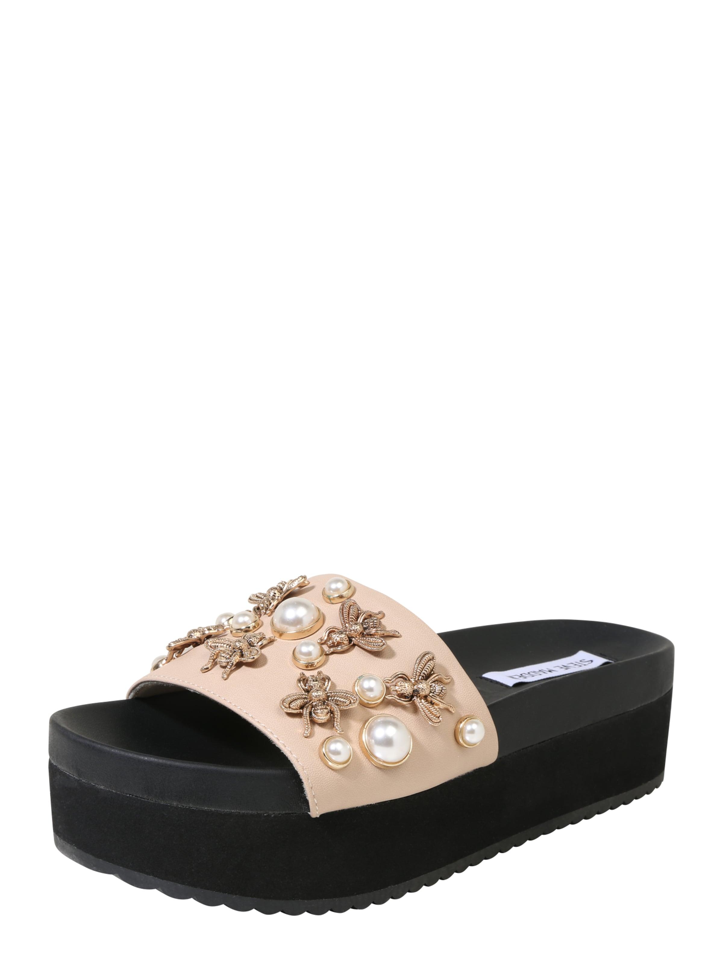 STEVE MADDEN | Pantolette mit Plateau 'ADORN' Schuhe Gut getragene Schuhe