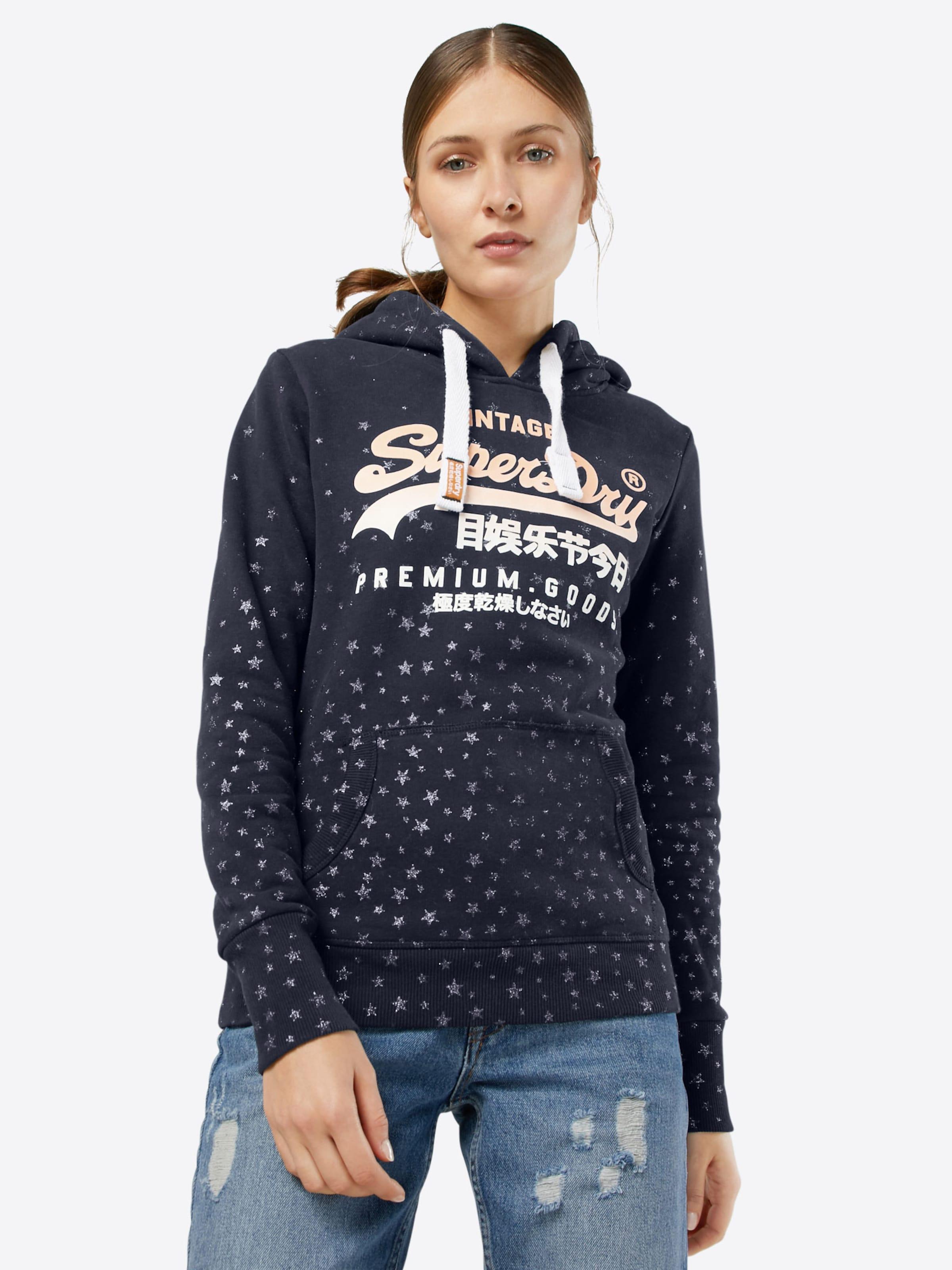 Superdry Sweatshirt 'GOODS' Online Einkaufen 7zu09UB
