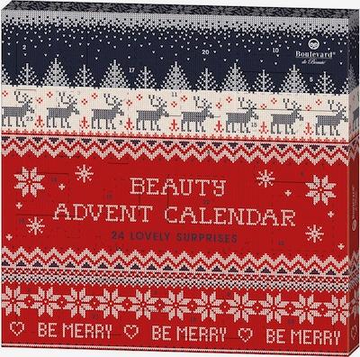 "Boulevard de Beauté Adventskalender ""24 Beauty Days"" in mischfarben, Produktansicht"