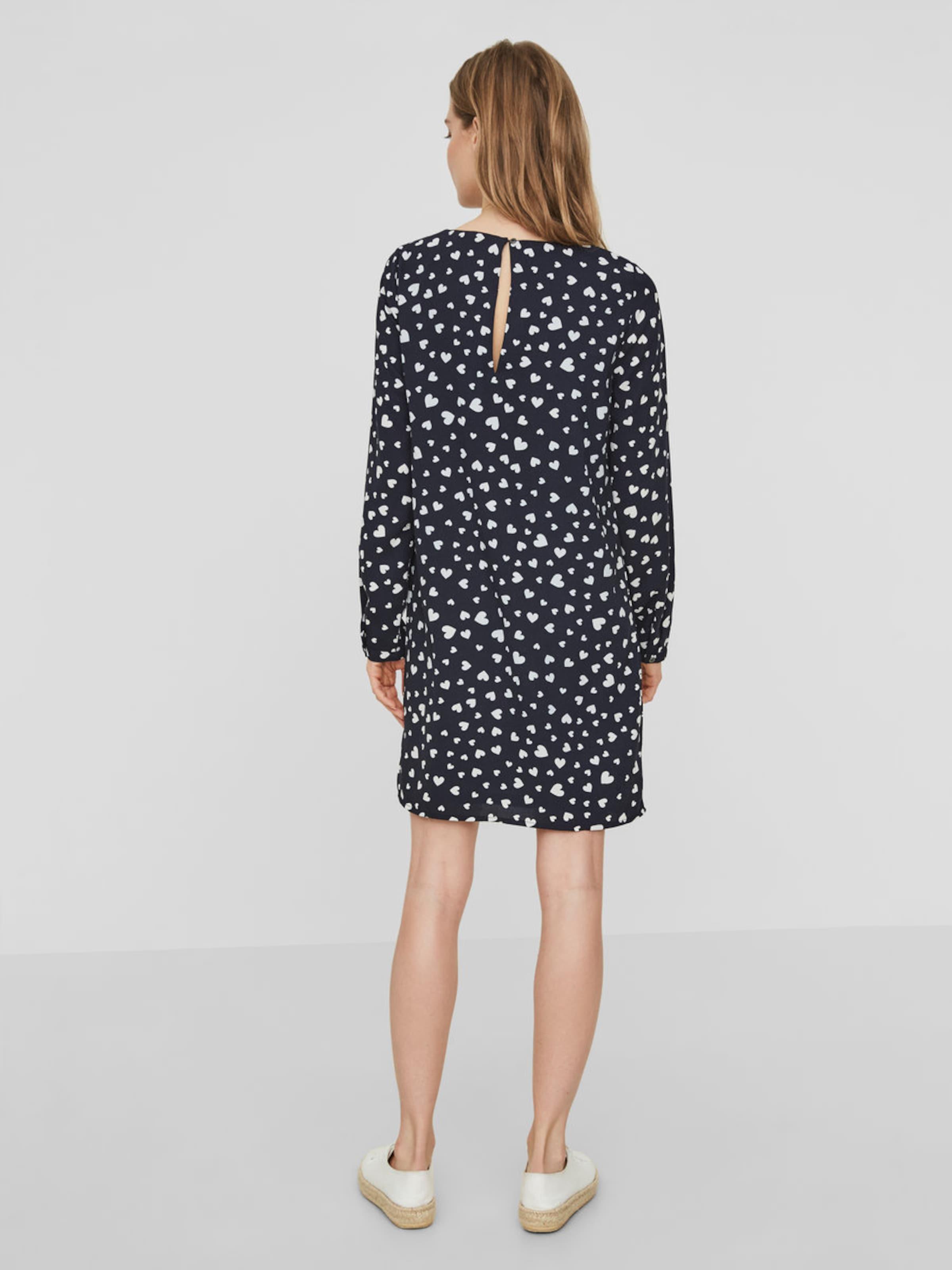 VERO MODA Feminines Kleid mit langen Ärmeln Zuverlässige Online Günstig Kaufen Veröffentlichungstermine RZmZMD3N5e