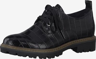 MARCO TOZZI Šnurovacie topánky 'Da.' - čierna, Produkt