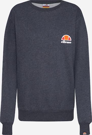 ELLESSE Sweatshirt in de kleur Donkergrijs, Productweergave