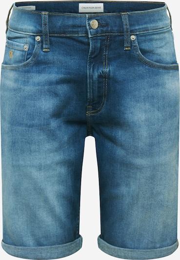 Calvin Klein Jeans Jeans Shorts in blue denim, Produktansicht