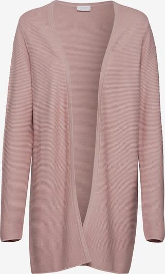 VILA Strickjacke 'AINE' in rosa, Produktansicht