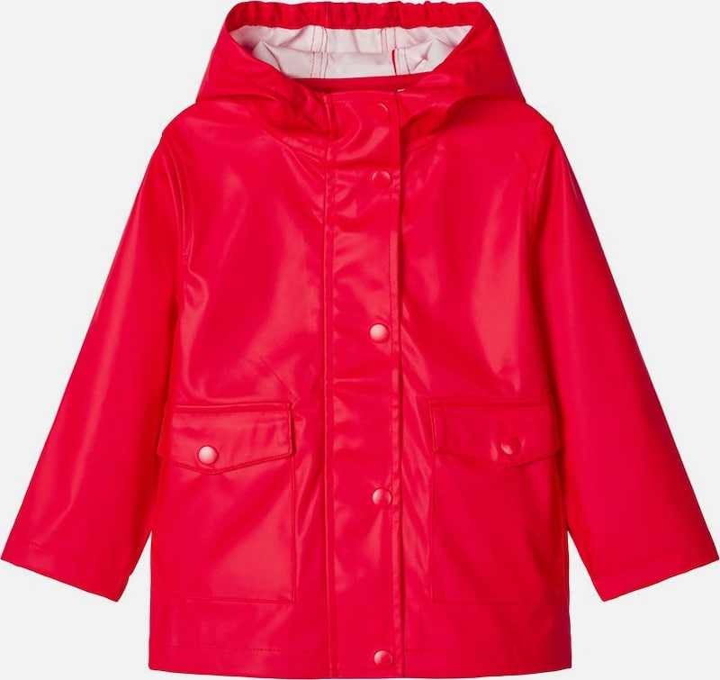 NAME IT Jacke 'Malta' in rot | ABOUT YOU