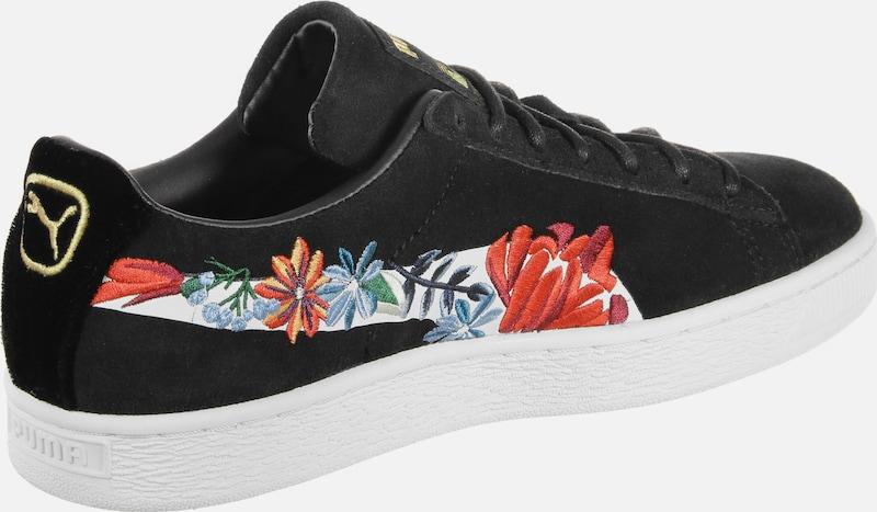 PUMA Schuh Suede Hyper mit Embelished mit Hyper Stickerei 73ace0