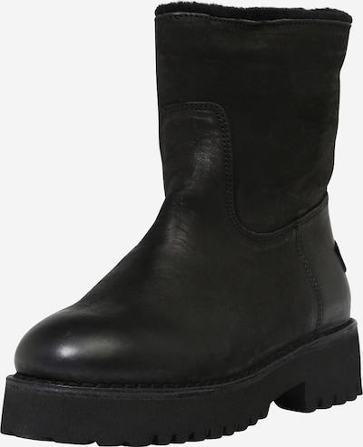 SHABBIES AMSTERDAM Winterstiefelette in schwarz, Produktansicht