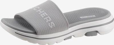 SKECHERS Pantolette in grau, Produktansicht