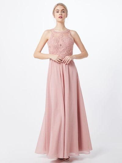 Laona Abendkleid in mauve, Modelansicht