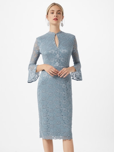SWING Kleid in azur, Modelansicht