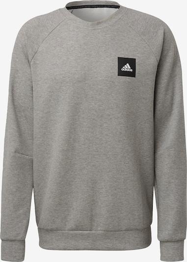 ADIDAS PERFORMANCE Sweatshirt in anthrazit / graumeliert, Produktansicht