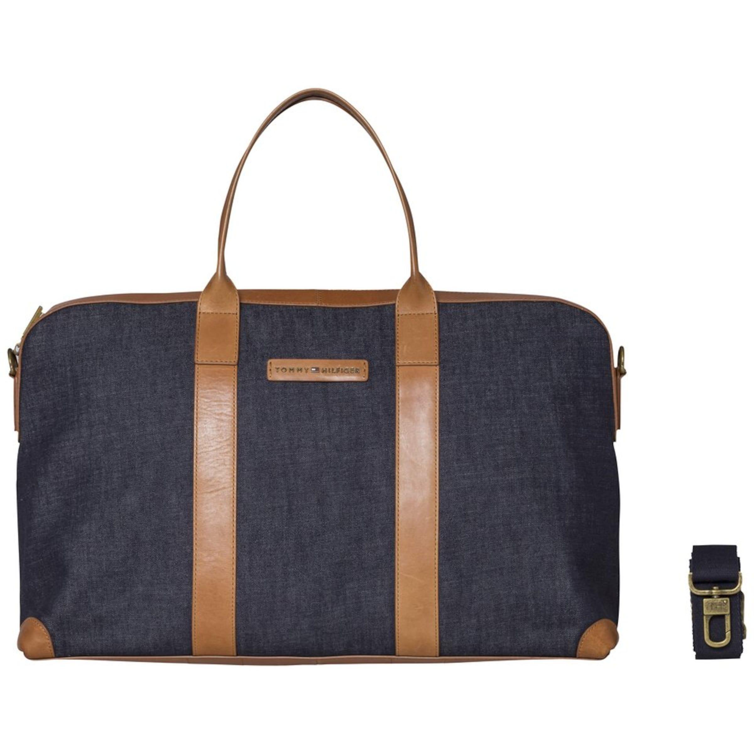TOMMY HILFIGER Handtasche »DUFFLE DENIM« Gutes Verkauf Günstiger Preis Billig Verkauf Heißen Verkauf Mode Online Kaufen Authentische Online 1q2TyuuGz