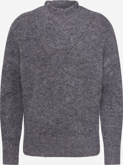 SELECTED FEMME Pullover in graumeliert, Produktansicht