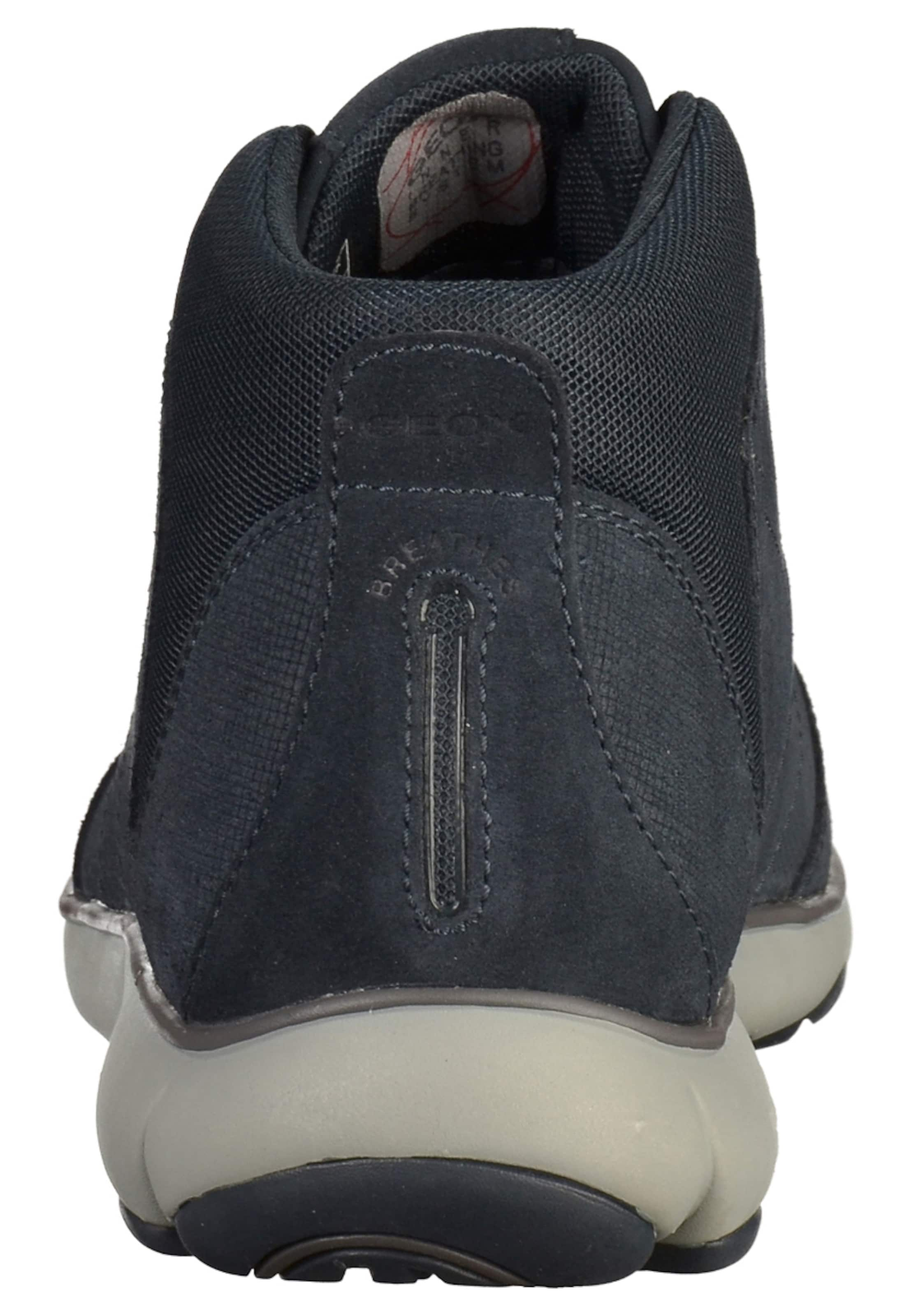 Geox Sneaker In Navy Geox Navy Geox In Sneaker pUzVqSM
