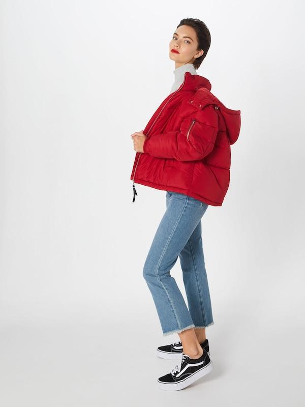 VERO MODA Jacke 'LUMIE SHORT SHORT SHORT JACKET' in rot  Neue Kleidung in dieser Saison 30831c