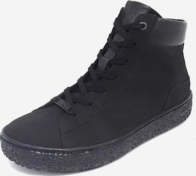 Hartjes Schnürstiefelette in schwarz, Produktansicht