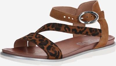 MJUS Sandale 'KATANA' in braun, Produktansicht