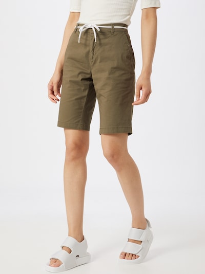 ONLY Chino-Shorts 'Onlparis' in braun, Modelansicht