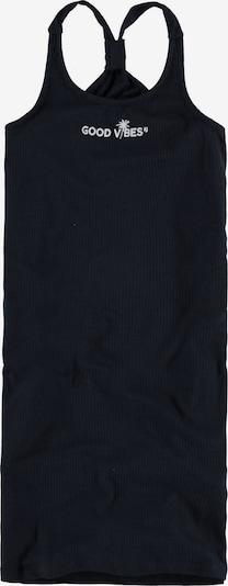 GARCIA Kleid in navy / weiß, Produktansicht