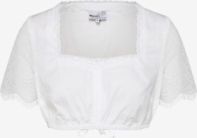 MARJO Dirndl bluza 'Flora Deborah ' u bijela, Pregled proizvoda