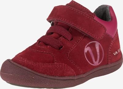 Vado Lauflernschuhe 'Bobby, Tex' in pink / rot, Produktansicht