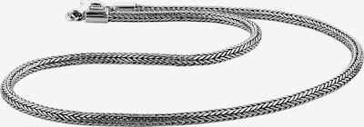 KUZZOI Halskette in silber, Produktansicht