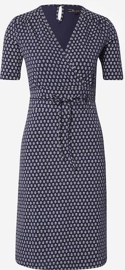 King Louie Kleid 'Cecil Mariniere' in dunkelblau / weiß, Produktansicht