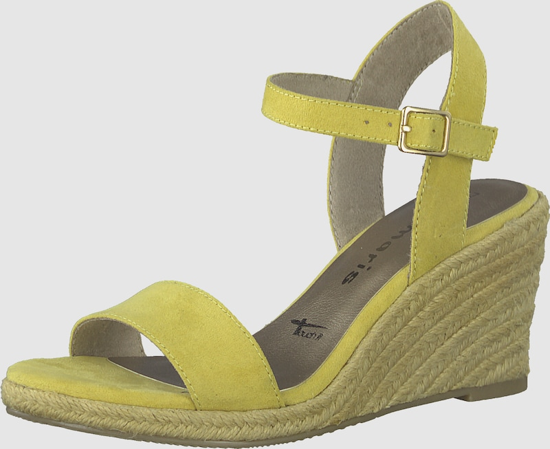 Haltbare Mode billige Schuhe TAMARIS | getragene Keilsandale 'Classy' Schuhe Gut getragene | Schuhe c2fe02