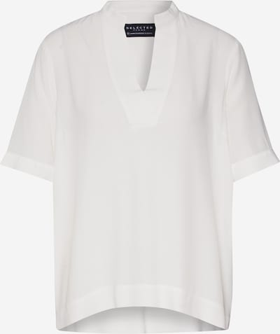 SELECTED FEMME Shirt in weiß, Produktansicht