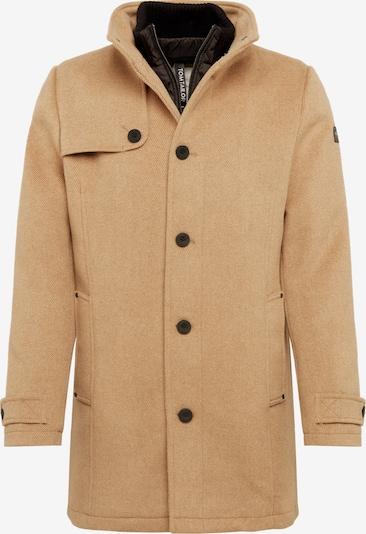 Palton de iarnă TOM TAILOR pe maro deschis, Vizualizare produs
